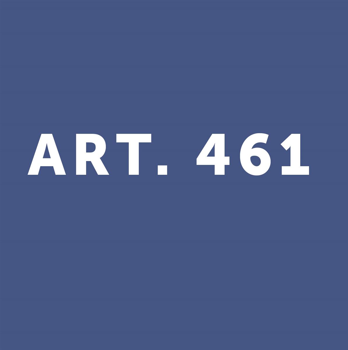Artikel 461: Melding doen betreden (gesloten-verklaring/ toegang-beperking) groeven en grotten